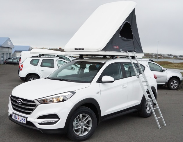 Hyundai Tucson | 4x4 | Automatic | Discounts on Fuel & Free Coupons | Unlimited Mileage | GPS for FREE | Model 2017