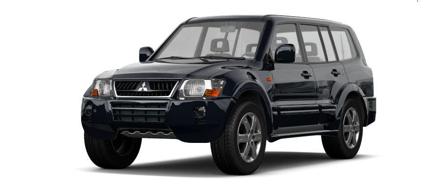 Mitsubishi Pajero | Diesel | Automatic | 4x4 | Insurance Include | Transport to Airport FREE