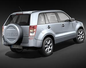 Suzuki 4x4 cheap rental car