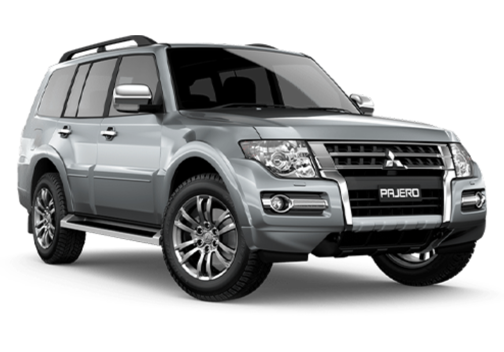 Mitsubishi Pajero | Diesel | Automatic | 4x4  | Insurance Include |