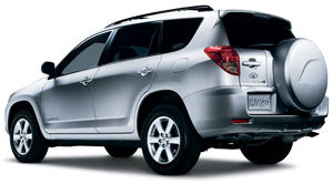 Toyota Rav 4 | Petrol 2.0 | 4x4 |  Automat | Unlimited Mileage |