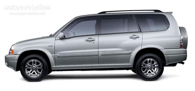 Suzuki Vitara XL 7 | Benzin 2.8 | Automatic | 4x4 | 7 Seats